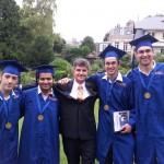 Nanomaterials Group Congratulations MESC-8 Graduates