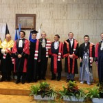 Prof. Yury Gogotsi awarded honorary doctorate from Paul Sabatier University, Toulouse, France.