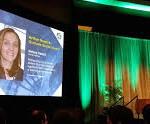 Kelsey Hatzell won Arthur Nowick award at MRS