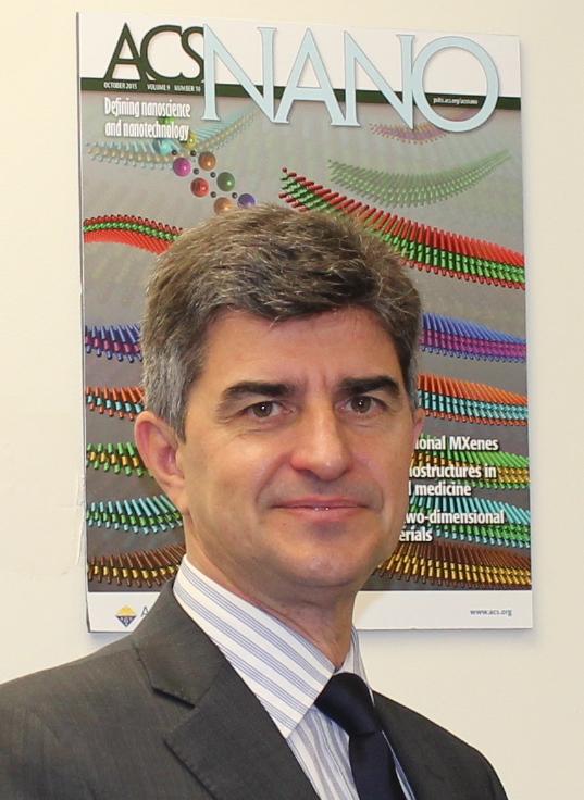 prof. Yury Gogotsi, Drexel University