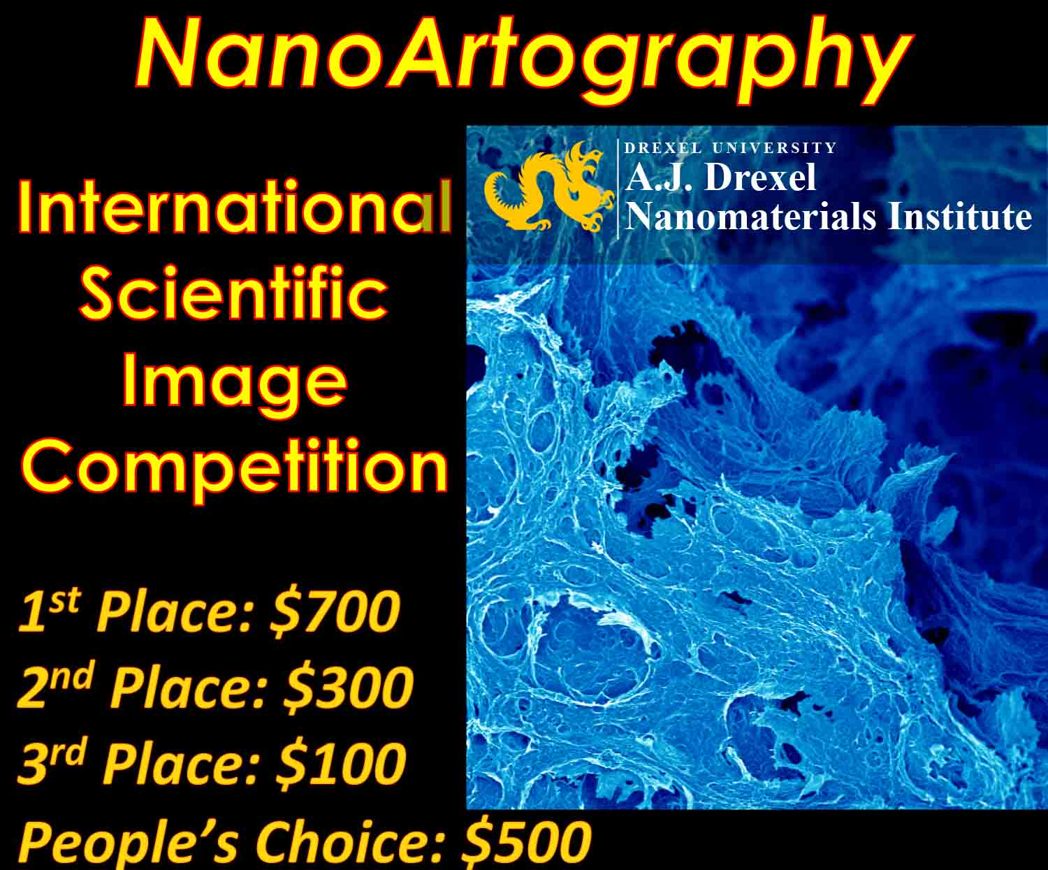 Scientific Image Competition