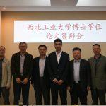 Congratulations to Dr. Meikang Han