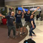 Undergraduate Research Co-Ops Travel to Korea