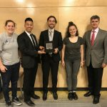 DNI Senior Design Team Wins