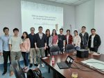 PhD Student Presents Research in China