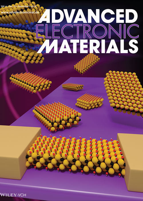 Advanced Electronic Materials Journal, Volume 2, Issue 12