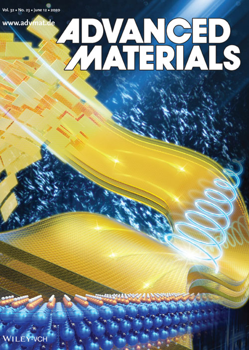 Advanced Materials Journal, Volume 32, Issue 23