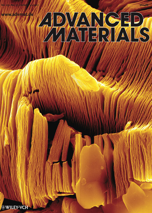 Advanced Materials Journal, Volume 23, Issue 37