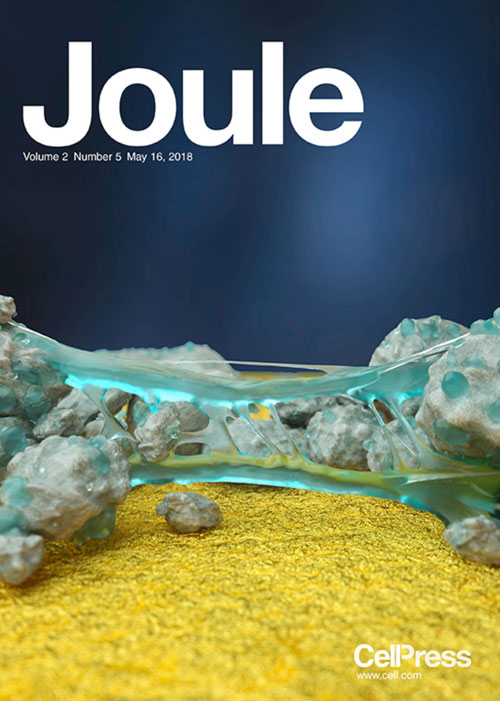 Joule Journal, Volume 2, Issue 5