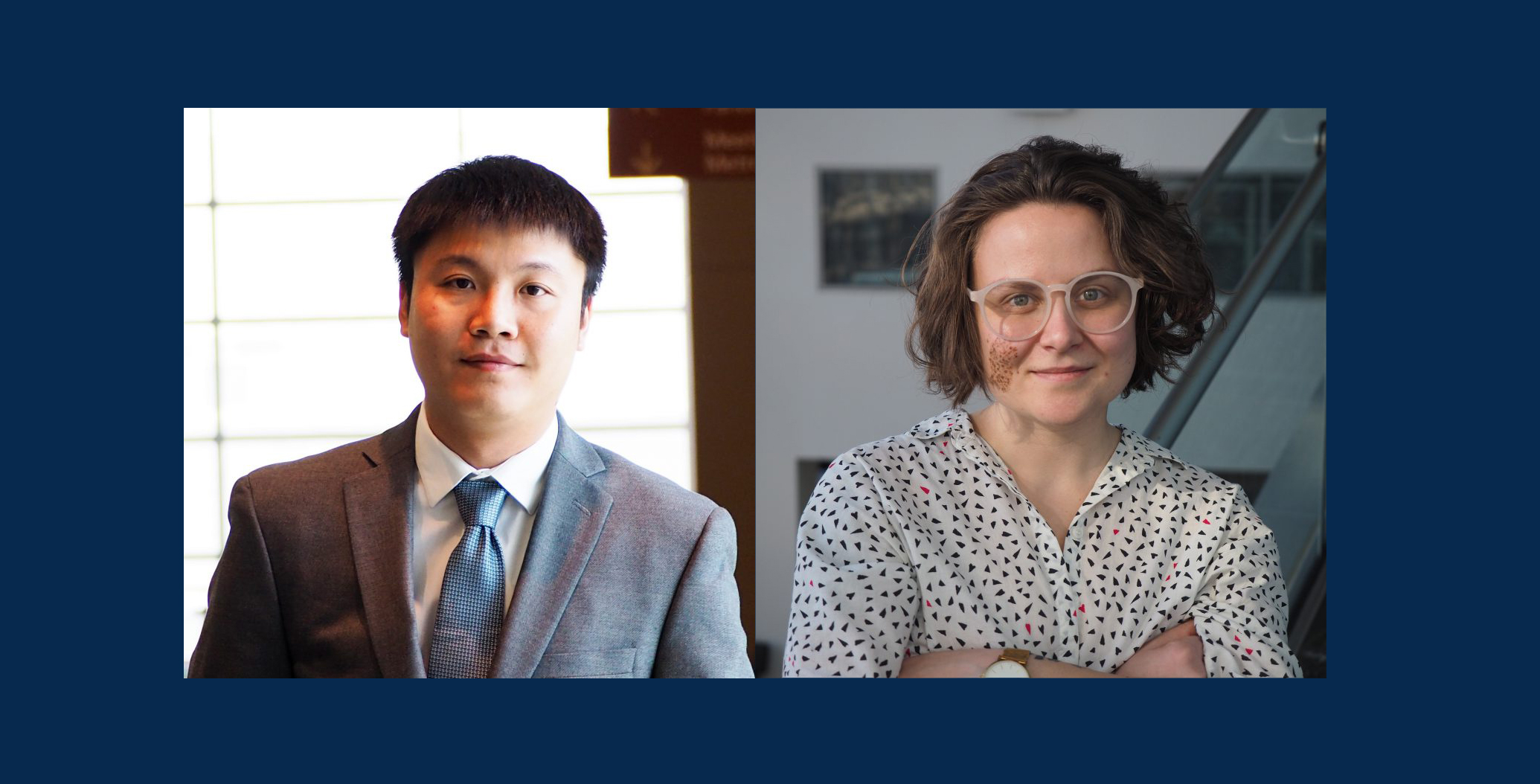 Congratulations to Our Ph.D. Students, Kanit Hantanasirisakul and Asia Sarycheva, for Successfully Defending Their Ph.D. Theses