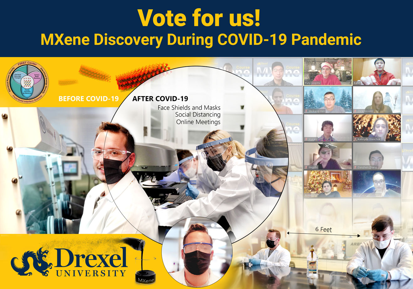Cast Your Vote for DNI Entry at The People's Choice Award for the Science in the Time of Covid Graphic Art Contest