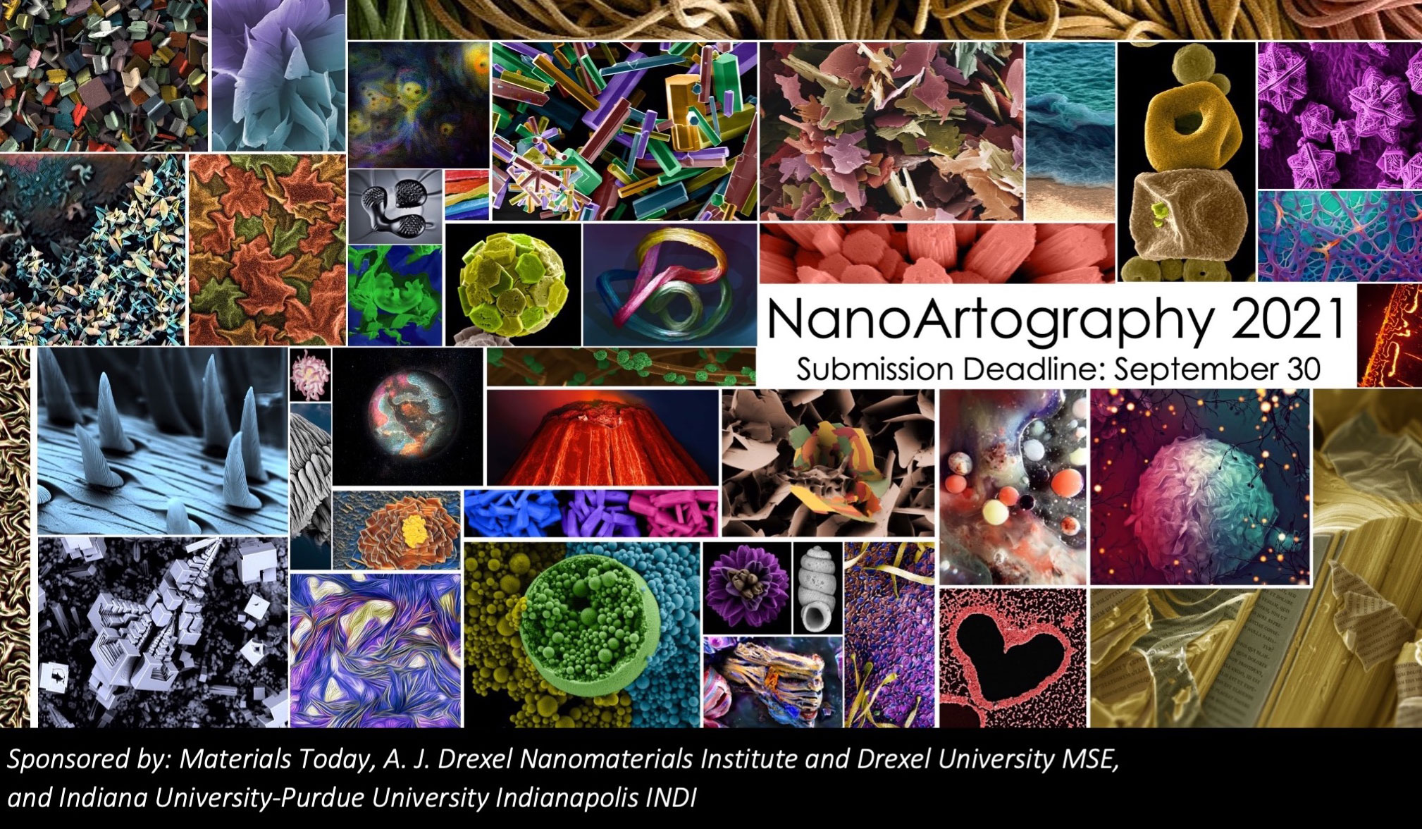 NanoArtography2021 Is Open for Submission